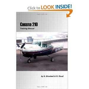 Cessna 210 Training Manual (9781588321978) Danielle