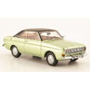 Ford Taunus (P6) Coupe, 1968, Model Car, Ready made, Neo