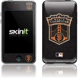 Skinit San Francisco Giants   World Series Champions Logo