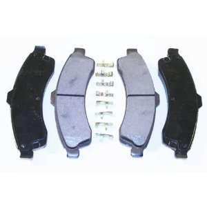 Choice Auto Parts SMK882 Premium New Semi Metallic Front Brake Pad Set