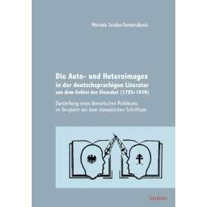 Schrifttum (9783828892248) Marcela Soulas Semanakova Books