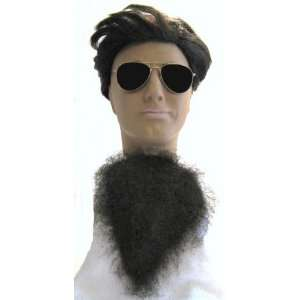David Hasslehoff Fancy Dress Wig, Glasses & Chest Hair Toys & Games