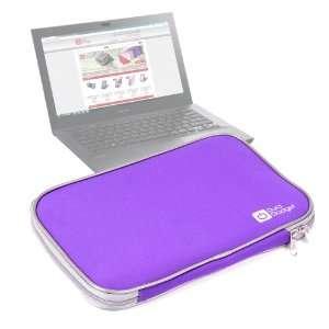 Hard Wearing Stylish Neoprene Laptop Case For Sony Vaio VPCSBG1V9E, Z