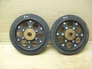 SNOWMOBILE NOS OEM RAIDER REAR IDLER WHEEL DOUBLE EAGLE TWIN TRACK 71