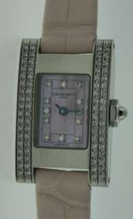 NEW CHAUMET LADIES DIAMOND WATCH