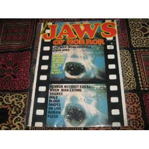 Special , Horror Without Equal , The Deep, Summer 1977): JAWS: Books