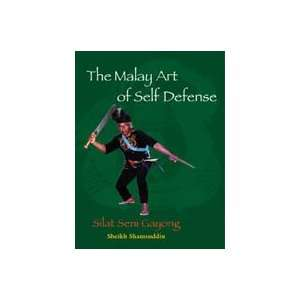 : Malay Art of Self Defense Book by Sheikh Shamsuddin: Home & Kitchen