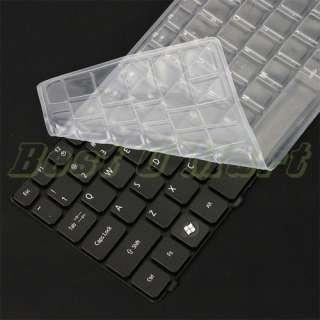 3pcs Keyboard Skin Protector for HP NH017 DV7 New LOT