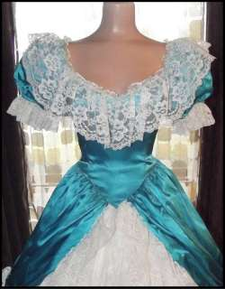 Belle Ball Gown Draped Prom Dress CINDERELLA OHARA ANTOINETTE 9