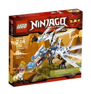 LEGO Ninjago Ice Dragon Attack 2260 673419144841