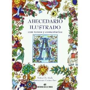 Abecedario ilustrado con versos y comentarios Ch. Abada
