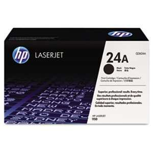 24a Toner 2500 Page Yield Black Low Maintenance Printing Electronics