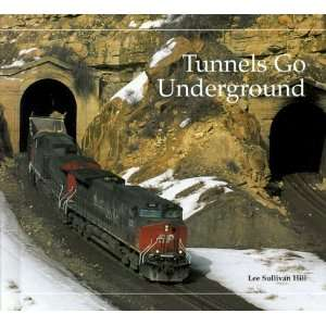 Tunnels Go Underground (Building Block Books