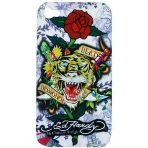 iPhone 4 Cover Ed Hardy Death Dishonor: Toys & Games