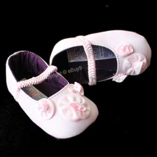 NEW Toddler Baby Kid Girl Princess Navy Blue Shoes White Dot Size US