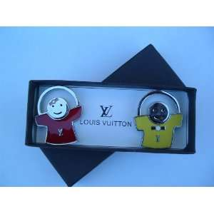 Louis Vuitton Keychain Boy and Girl,  within