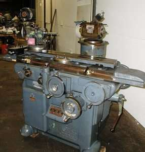 COVEL Model 22 Tool & Cutter Grinder, Serial No. 22 338.