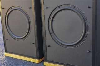 Polk Audio SDA II ( 2 ) Floor Speakers Pair in Mint Condition