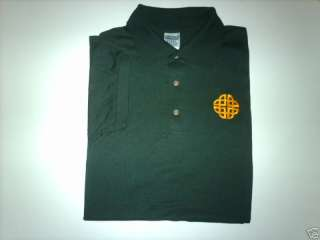 Irish Ireland Scottish Scotland Celtic Knot Polo Shirt