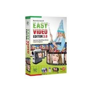 Honest Tech Easy Video Editor 3.0 Software Electronics