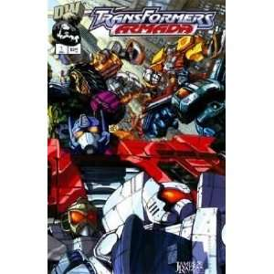 Transformers: Armada #1 (Volume 1): Chris Sarracini: Books