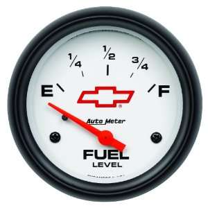 Parts 2 5/8 Empty 0 Ohm/Full 90 Ohm Electric Fuel Level Gauge