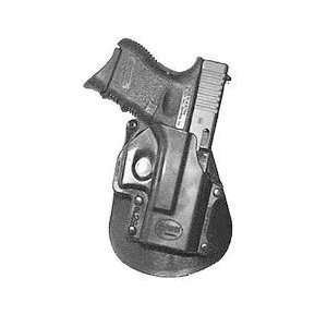 Roto Paddle Holster, Glock 26, 27 & 33, Right Hand, Black