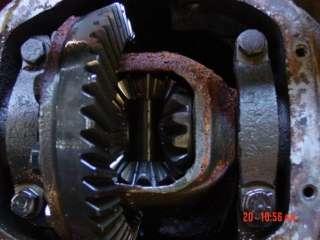 54 Jeep CJ Dana 30 front axle 5 7 disc brakes narrow