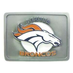 Denver Broncos Trailer Hitch Cover Automotive