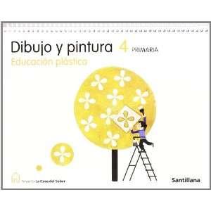 DIBUJO Y PINTURA 4 PRIMARIA EDUCACION PLASTICA LA CASA DEL