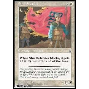 Defender (Magic the Gathering   Portal Three Kingdoms   Shu Defender