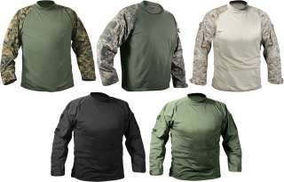 Military Tactical Lightweight Army Combat Shirt
