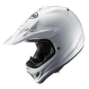 Arai VX Pro III Helmet   Small/White: Automotive