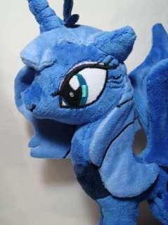 My Little Pony Friendship is Magic Princess Luna Custom Plush Doll MLP