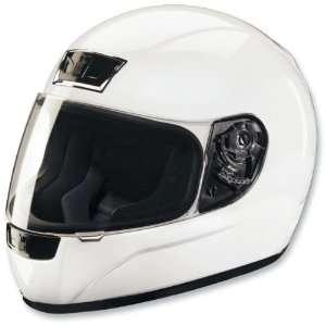Z1R Phantom Full Face Motorcycle Helmet White Extra Large