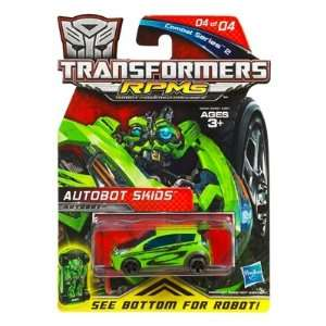 TRANSFORMERS RPMs COMBAT SERIES 2   AUTOBOT SKIDS Toys