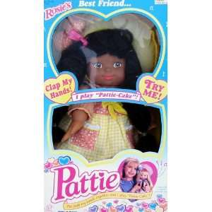 12 Rosies Best Friend African American Pattie Doll Toys