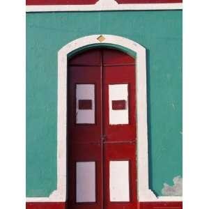 Pastel Buildings, Gran Roques, Los Roques, Venezuela Photographic