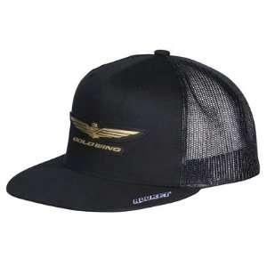 Joe Rocket Black Goldwing Hat (1 Size) Everything Else