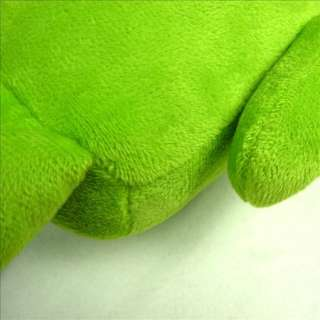 Green Google Android Droid Soft Plush Doll Toy 8 inch