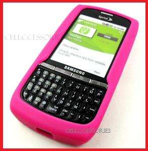 SAMSUNG REPLENISH PINK SILICONE SOFT SKIN COVER CASE