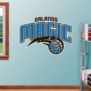 NBA Orlando Magic Logo Vinyl Wall Graphic Decal Sticker Poster