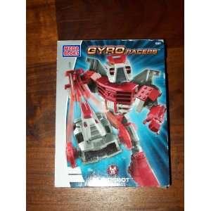 Mega Bloks Gyro Racers Downforce Toys & Games