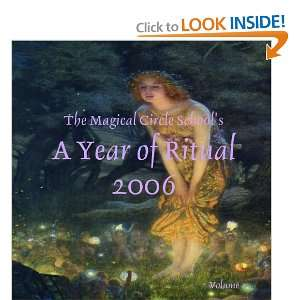Year of Ritual Vol 1 (9780557042746) Colleen Criswell Books