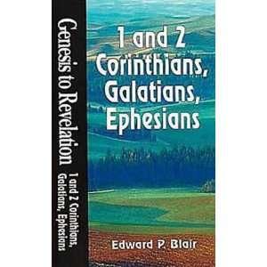 Corinthians, Galatians, Ephesians Student Study Book (9780687062348