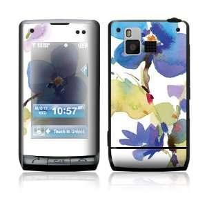 LG Dare VX9700 Skin Sticker Decal Cover   Flower in