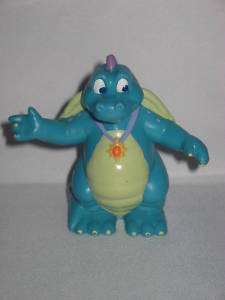 PBS Dragon Tales Dragontales Blue Ord Toy Figure