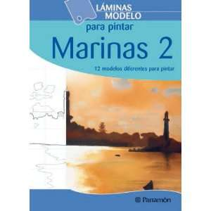 LAMINAS MODELOS PARA PINTAR MARINAS 2 (12 MODELOS
