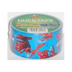 88 Duck Brand Spider man Duct Tape   Spider Man