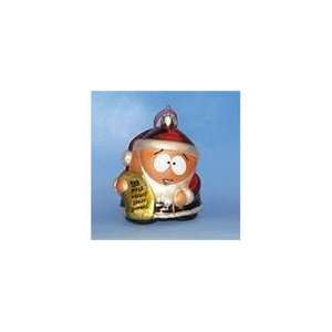 Pack of 6 South Park Cartman Santa Claus Glass Christmas